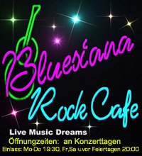 Bluesiana Rock Cafe Velden